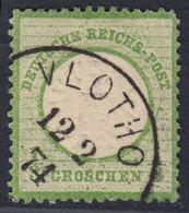 BRUSTSCHILD Nr.17a Sauberer K1 VLOTHO Geprüft Sommer BPP (ch20) - Gebraucht