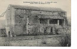 St-Etienne-les-Orgues - L'Abbaye, L'ancien Cellier - Otros Municipios