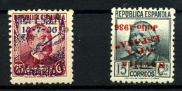 España ( Patrióticos)  Nº 14, 22hi. Año 1936/37 - Nationalist Issues