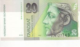 SLOVAKIA 20 KORUN 2006 P-20 UNC */* - Slovakia