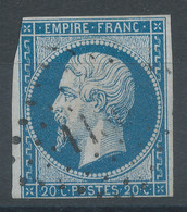 Lot N°59064  N°14A, Oblit PC 1130 Doudeville, Seine-Inférieure (74), Ind 4 - 1853-1860 Napoleon III