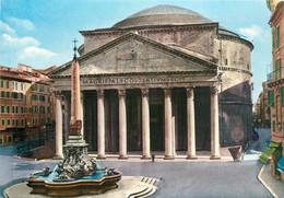 CPSM Roma-Le Panthéon    L17 - Pantheon