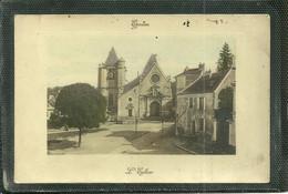 95  ECOUEN - L' EGLISE (ref 408) - Ecouen