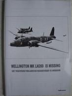 Boek AVERBODE Crash Vliegtuig Avion Aviation RAF Wellington Bomber Luftwaffe Het Verdwenen Wellington Te Averbode - Guerra 1939-45