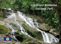 Belize Mayflower Bocawina National Park Waterfalls New Postcard - Belize