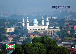 Burundi Bujumbura Mosque New Postcard - Burundi