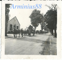 France, 1940 - Département De La Somme - Exode De Population Civile - Wehrmacht Im Vormarsch - Westfeldzug - Krieg, Militär