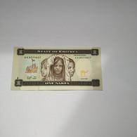 ERITREA - P1 1N 24/5/1997 UNC - Eritrea