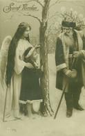 Sinterklaas DLG 354/1 St-Niklaas Saint-Nicolas St-Nicolas Santa Claus - Saint-Nicholas Day