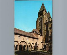 -12- Aveyron - Conques - Cpm - Le Cloître Et Perspective Sur L'Eglise - Otros Municipios