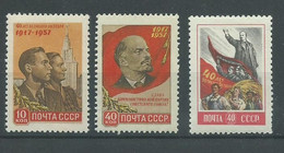 200037003  RUSIA  YVERT Nº  1990/2  **/MNH - Ongebruikt