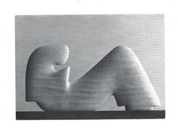 Invitation Maurice DRUON  Ministre Des Affaires Culturelles Musee Art Moderne 1973 Exposition Etienne HAJDU - Programs