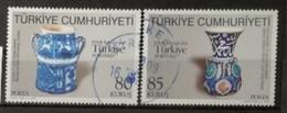 Turquie 2009 / Yvert N°3425-3426 / Used - Gebruikt