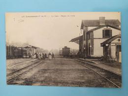 LAURENAN - Train En Gare - Sonstige Gemeinden