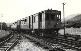 PHOTO ODEILLO 1964 @ TRAIN 2  @ - Otros Municipios