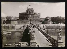 ROMA - Ponte E Castel Sant'Angelo - Castel Sant'Angelo
