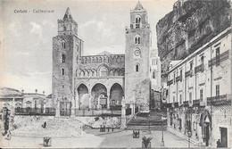 Cefalù Lot De 4 Cpa - Andere Städte