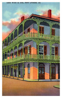 Louisianna New Orleans  Lace Work In Iron - Other