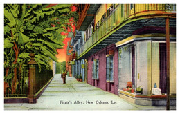 Louisianna New Orleans   Pirate's Alley - Other