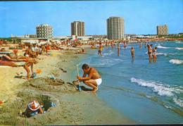 Romania - Postcard Used 1973 - Venus Resort  - The Beach  - 2/scans - Romania