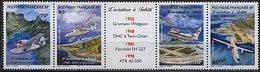 Polynésie, N° 556 à N° 559** Y Et T - Nuevos