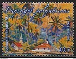 Polynésie, N° 704** Y Et T - Nuevos