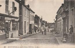 MONTARGIS  -  Le Faubourg D'Orléans - Montargis