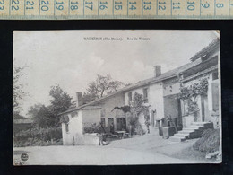 CPA D52 Maizieres Rue De Visseau - Other Municipalities