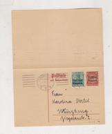 GERMANY BAVARIA BAYERN MUNCHEN 1919 Postal Stationery - Beieren