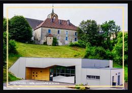 25  DESERVILLERS   ... La  Salle  Convivialité Et La Cure - Other Municipalities