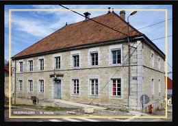 25  DESERVILLERS   ... La  Mairie - Other Municipalities