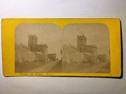 Tombeau De Sénèque Rome - Stereoscopic