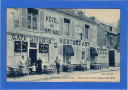 78 YVELINES - RAMBOUILLET Hôtel Du Pont-Hardi, Maison Chotard (voir Descriptif) - Rambouillet
