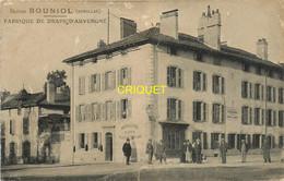 15 Aurillac, Maison Bouniol, Draps D'Auvergne, Visuel Pas Courant - Aurillac