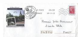 Chitry Les Mines-cervon Sur Pap 2012 - PAP : Altri (1995-...)