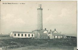 -- 29 -- Ile De Batz (Finistère) - Le Phare - Ile-de-Batz