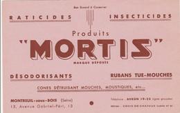 BON BUVARD, MORTIS à MONTREUIL-SOUS-BOIS - 001 - Unclassified