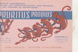 BON BUVARD, Sédatif PRURITUS PROBOIS - 002 - Unclassified
