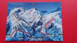 Map.Flims/Laax/Falera - GR Graubünden