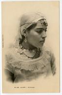 1/ CPA ALGER N°138 Kadoudja  Collection Idéale  P. S. - Mujeres