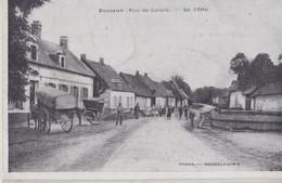 FOSSEUX  Rue D'Arras - Autres Communes