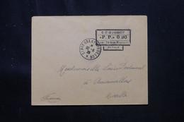 ST PIERRE ET MIQUELON - Enveloppe En PP 030 De St Pierre En 1926 Pour La France Avec Cachet D'arrivée - L 75358 - Lettres & Documents