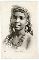 1/ CPA ALGER 149 Jeune Fille Kabyle  J. Geiser - Mujeres