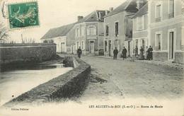 78 - LES ALLUETS Le ROI - Route De Maule - Sin Clasificación
