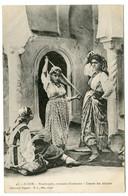 1/ CPA ALGER 48 Mauresques Costume D'intérieur Danses Des Almées   Collection Régence - Mujeres