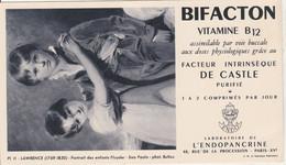 BON BUVARD, BIFACTION, Vitamine B12, Portraits D'enfants - 013 - Unclassified