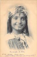 "CPA ALGERIE ""Alger, Femme Kabyle"" / Ed. A. VOLLENWEIDER - Algeri"