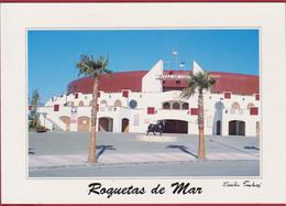 Roquetas De Mar Plaza De Toros Bullfight Arena Corrida Bull Stieren Stierengevecht - Stierkampf
