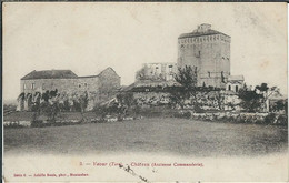 TARN : Vaour, Le Chateau - Vaour
