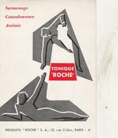 BON BUVARD TONIQUE ROCHE  - 020 - Unclassified